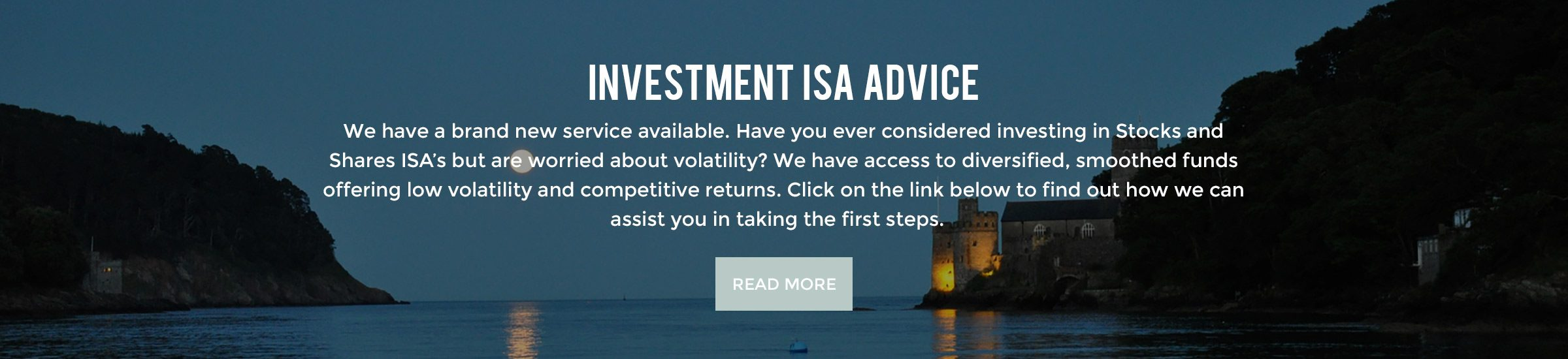 investment isa